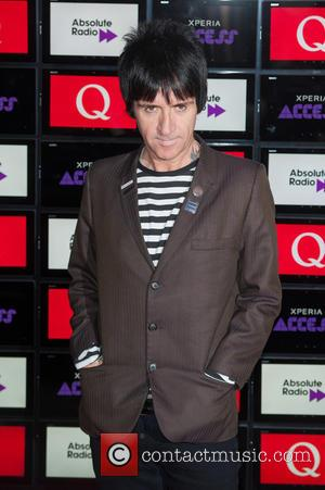 Johnny Marr Cancels North American Gigs