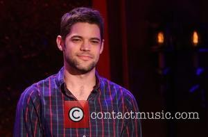 Jeremy Jordan Entertains Crowd During Film Premiere's Blackout