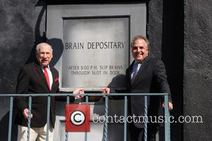 Mel Brooks Feted With Bfi Fellowship