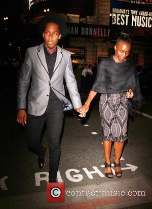 Lemar - Opening night of 'Memphis' the musical at the Shaftesbury Theatre in London - Departures at Shaftesbury Avenue, London,...