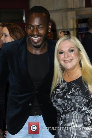 Vanessa Feltz - Opening night of 'Memphis' the musical at the Shaftesbury Theatre in London - Arrivals at Shaftesbury Theatre,...