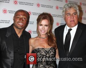 Tracey Bregman, J.R. Martinez and Jay Leno