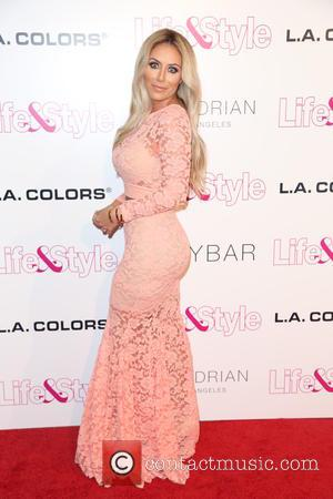 Aubrey O'Day - Life & Style Weekly's 10th anniversary party at SkyBar at the Mondrian - Los Angeles, California, United...