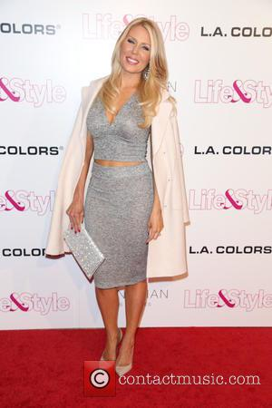 Gretchen Rossi - Life & Style Weekly's 10th anniversary party at SkyBar at the Mondrian - Los Angeles, California, United...