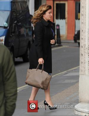 Karren Brady - The Apprentice's Karren Brady out and about in London - London, United Kingdom - Thursday 23rd October...
