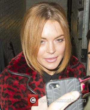 Lindsay Lohan 'Upset' Over Prison Talk In Interview