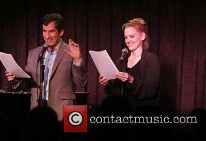 Seth Rudetsky and Anika Larsen