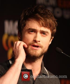 Daniel Radcliffe - MCM London Comic Con - Day 1 - 'Horns' - Press Conference at excel centre - London,...
