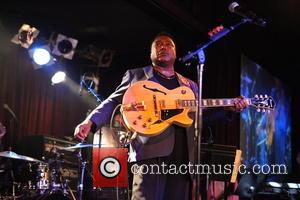 George Benson - Jazz legend George Benson performs at B.B. King Blues Club & Grill - New York City, New...