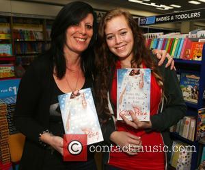 Katie Price and Whsmith Maidstone