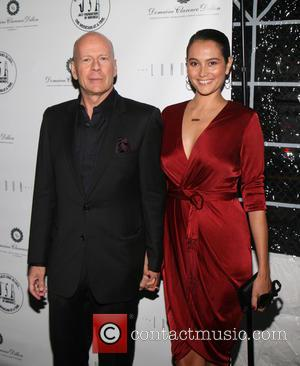 Bruce Willis and Emma Willis - The Jazz Foundation of America presents the 13th annual 'A Great Night in Harlem'...