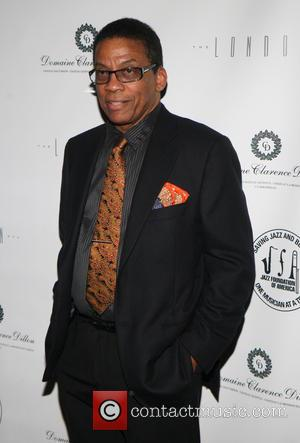 Herbie Hancock - The Jazz Foundation of America presents the 13th annual 'A Great Night in Harlem' gala concert held...