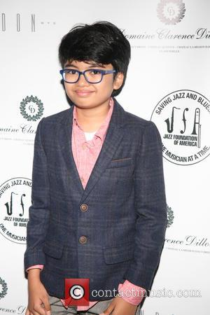 Joey Alexander - The Jazz Foundation of America presents the 13th annual 'A Great Night in Harlem' gala concert held...