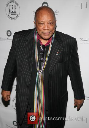 Quincy Jones - The Jazz Foundation of America presents the 13th annual 'A Great Night in Harlem' gala concert held...