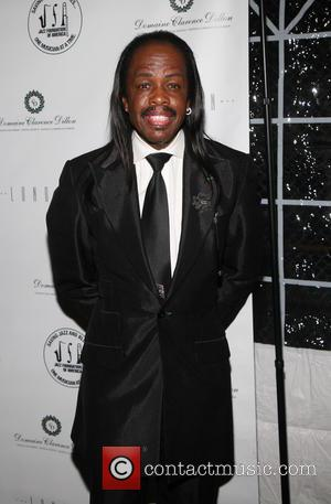 Verdine White - The Jazz Foundation of America presents the 13th annual 'A Great Night in Harlem' gala concert held...