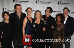 Sheila Vand, David Harbour, Katherine Heigl, Adam Kaufman, Alfre Woodard, Cliff Chamberlain and Jennifer Salke