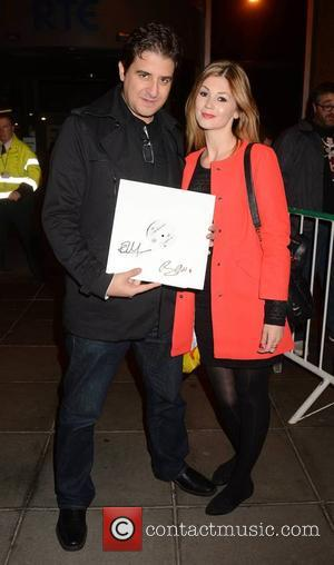 Harry - Celebrities at the RTE studios for 'The...