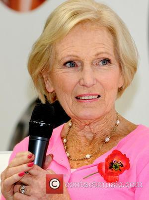 Mary Berry - Mary Berry at the BBC Good Food Bakes & Cakes Show at the Business Design Centre, London...