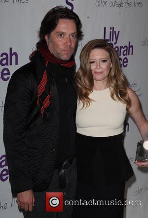 Rufus Wainwright and Natasha Lyonne - Photographs from 'Color Outside The Lines' presented by Lily Sarah Grace which supports teachers...