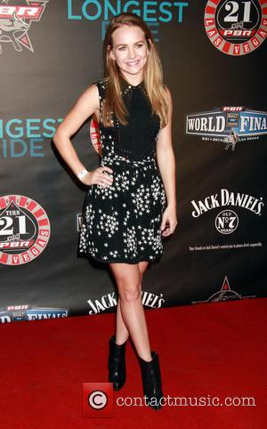 Britt Robertson - Many stars attended the Pabst Blue Ribbon 21st anniversary party which was held at the Tyson FanZone...