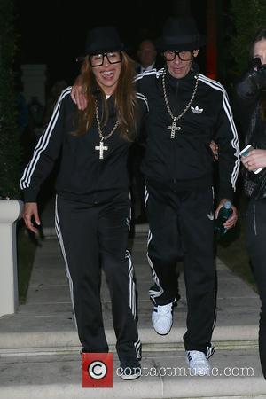 Brian Grazer and Gigi Levangie Grazer