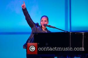 Alicia Keys - Celebrities perform onstage during We Can Survive 2014 at the Hollywood Bowl. at Hollywood Bowl - Beverly...