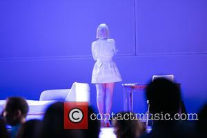 Sia - Celebrities perform onstage during We Can Survive 2014 at the Hollywood Bowl. at Hollywood Bowl - Beverly Hills,...