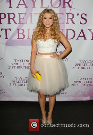Taylor Spreitler