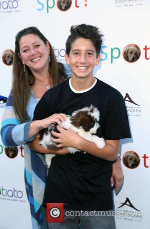 Camryn Manheim - A variety of dog loving stars were photographed as they arrived at the 3rd Annual Saving SPOT!...