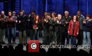 Eric Anderson, Aaron Lazar, Jimmy Nail, Rachel Tucker, Michael Esper, Fred Applegate, Sally Ann Triplett and Collin Kelly-sordelet