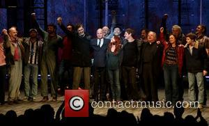 Eric Anderson, Jimmy Nail, Sting, Gordon Sumner, Rachel Tucker, Michael Esper, Fred Applegate, Sally Ann Triplett and Collin Kelly-sordelet