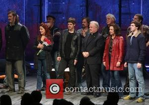 Jimmy Nail, Rachel Tucker, Michael Esper, Fred Applegate, Sally Ann Triplett and Collin Kelly-sordelet