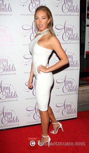 Aisleyne Horgan-Wallace - Amy Childs clothing collection 3rd birthday party at the Dirty Martini - Arrivals at Dirty Martini, Hanover...