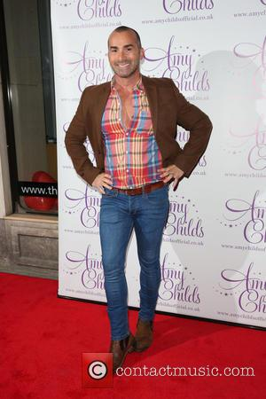 Louie Spence - Amy Childs clothing collection  3rd birthday party - Arrivals - London, United Kingdom - Monday 27th...