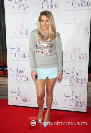 Olivia Cox - Amy Childs clothing collection  3rd birthday party - Arrivals - London, United Kingdom - Monday 27th...