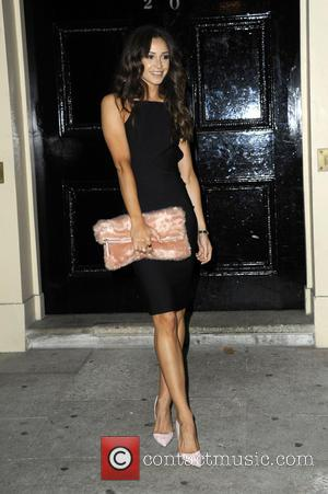 Danielle Peazer - Launch of Boux Avenue: Love Christmas held at Home House, Portman Square - Arrivals at Home House,...
