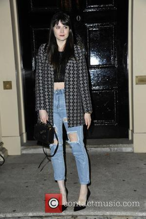 Lilah Parsons - Launch of Boux Avenue: Love Christmas held at Home House, Portman Square - Arrivals at Home House,...