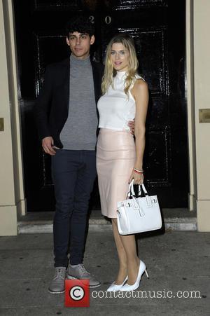Matt Richardson and Ashley James