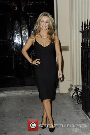 Ola Jordan - Launch of Boux Avenue: Love Christmas held at Home House, Portman Square - Arrivals at Home House,...