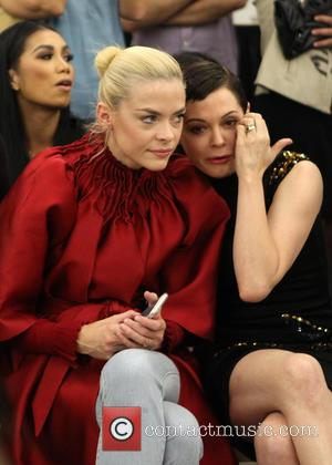 Jaime King and Rose Mcgowan