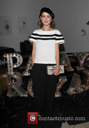 Nora Zehetner - Photographs from the audience and atmosphere at the Gavlak Hollywood gallery opening fashion show held at the...
