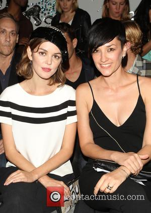 Nora Zehetner and Guest