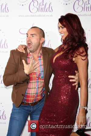 Amy Childs and Louie Spence - Amy Childs clothing collection  3rd birthday party - Arrivals - London, United Kingdom...