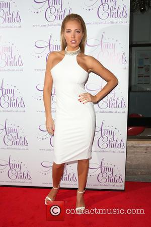 Aisleyne Horgan-Wallace - Amy Childs clothing collection  3rd birthday party - Arrivals - London, United Kingdom - Monday 27th...