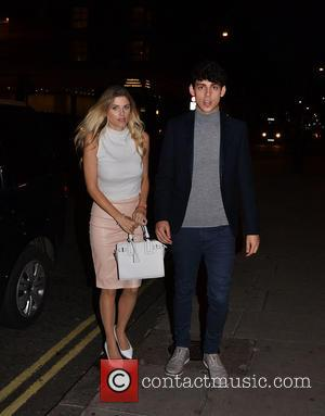 Ashley James and Matt Richardson - Launch of Boux Avenue: Love Christmas held at Home House, Portman Square - London,...