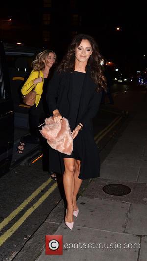 Danielle Peazer - Launch of Boux Avenue: Love Christmas held at Home House, Portman Square - London, United Kingdom -...