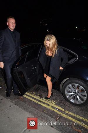 Ola Jordan - Launch of Boux Avenue: Love Christmas held at Home House, Portman Square - London, United Kingdom -...
