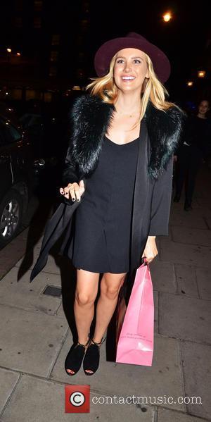 Stephanie Pratt - Launch of Boux Avenue: Love Christmas held at Home House, Portman Square - London, United Kingdom -...