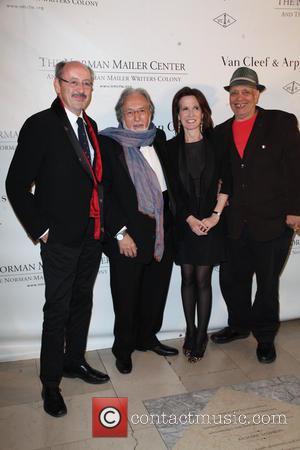 Billy Collins, Lawrence Schiller, Katrina vanden Heuvel and Walter Mosley