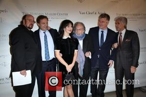 James Toback, Douglas Brinkley, Hilaria Baldwin, Lawrence Schiller, Alec Baldwin and Guests